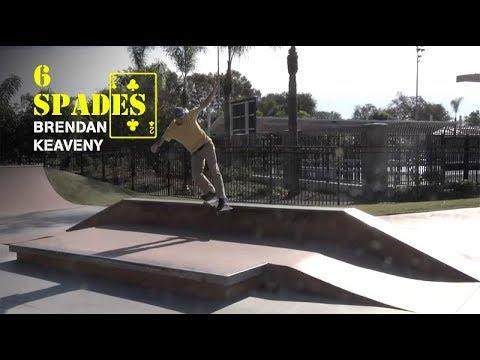 6 Spades - Brendan Keaveny