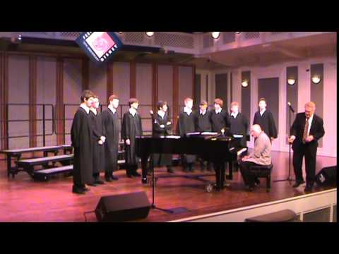 Seton Catholic Central High School Select Chorus - Mens