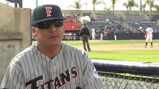 Titan Baseball Alumni Chad Cordero