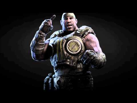 Gears of War 3 Cole Train Rap