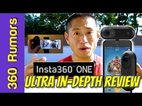 Insta360 ONE review in-depth with tutorial guide: the best 360 camera for learning to shoot in 360