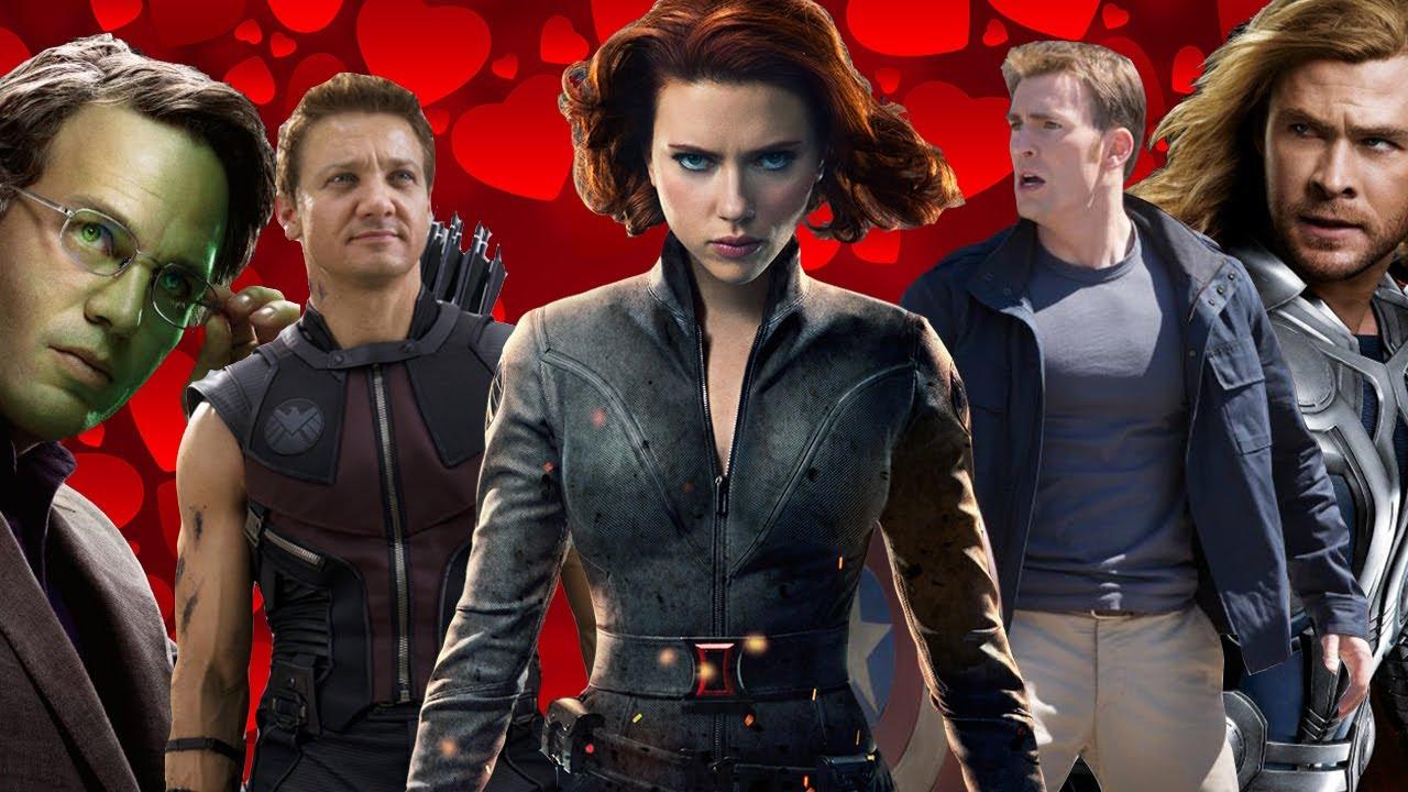 avengers 2 spoilers ending relationship