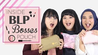 BLP Lady Bosses | Inside Her Makeup Pouch