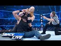 Luke Harper Vs. Erick Rowan: SmackDown LIVE, May 9, 2017