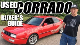 How To Buy Used VW Corrado VR6