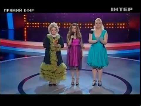 Коронный танец - Великі танці 5 эфир - Интер