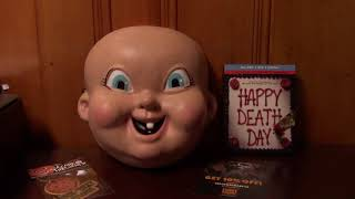 TOTS Happy Death Day Mask: Unboxing + Review