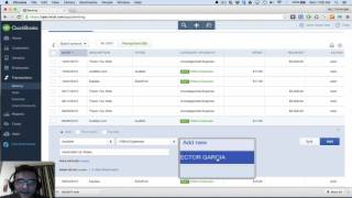 QuickBooks Online Tutorial: Job Costing & Add Attachments in Bank Feeds