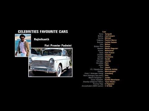 End Credits   Burma   Celebrities Favourite Cars