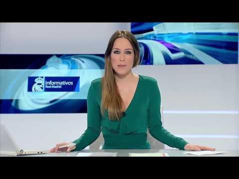 Carlota Vizmanos presentadora de deportes