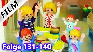 Playmobil Film Deutsch | Folge 131-140 | Kinderserie Familie Vogel | Compilation