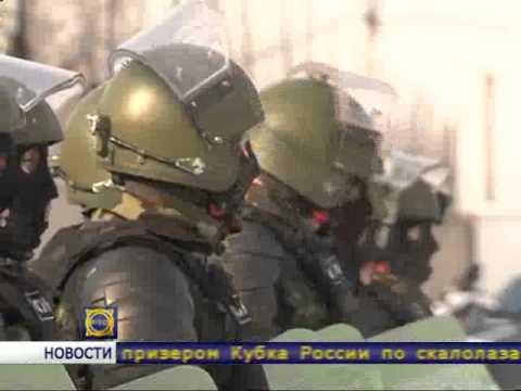 Отряд спецназа Омега - элитное подразделение УФСИН Хакасии