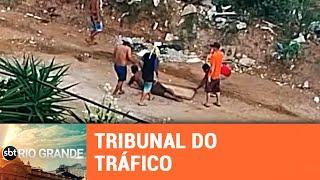 Criminosos executam homem em plena luz do dia - SBT Rio Grande - 18/03/19