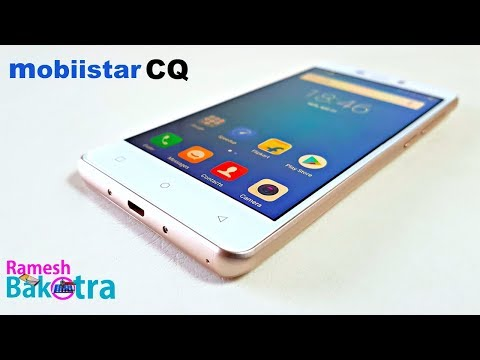 Mobiistar CQ Unboxing and Full Review