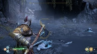 [PS4] God of War (2018) Side Quest - Dead Freight