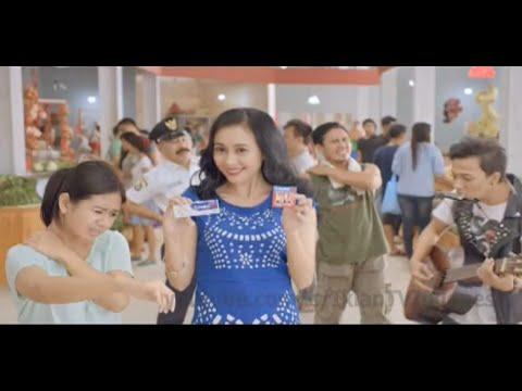Iklan Oskadon SP Terbaru 2015 edisi Dangdut Di Pasar Sayur