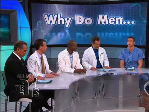 Dr. Aaron Spitz explains the sensitivity of testicles