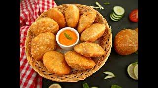 ডালপুরি বা ডাল কচুরি (ফ্রোজেন পদ্ধতিসহ) || Bangladeshi Daal Puri || Khasta Daal Kachori