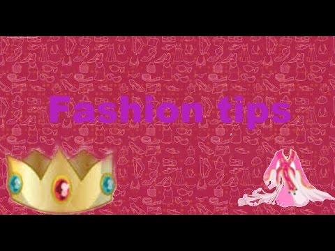 Yoworld Fashion Tips