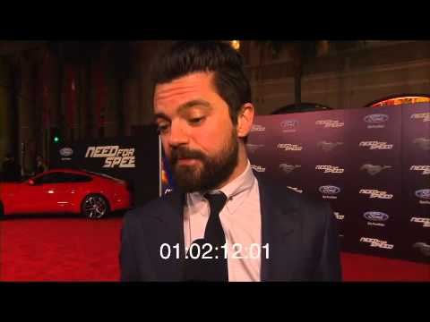 Need for Speed: Dominic Cooper