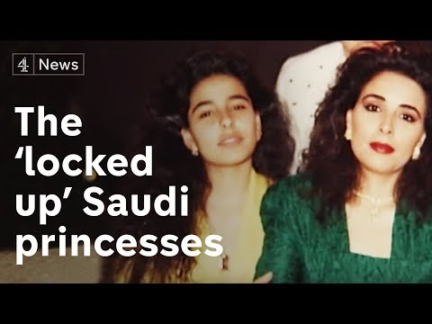 Exclusive: Interview with the 'locked-up' Saudi princesses | Channel 4 News