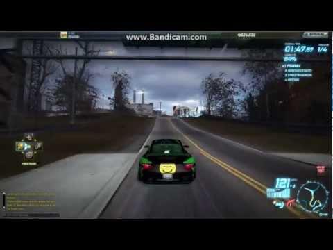 Nfs World Po4emu Porsche 911 gt2(997) #8