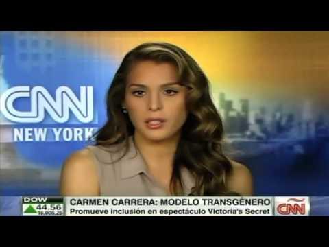 Ser modelo transgénero, según Carmen Carrera