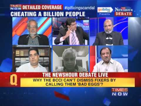 The Newshour Debate: Will BCCI take action against the 3 players? (Part 2 of 4)