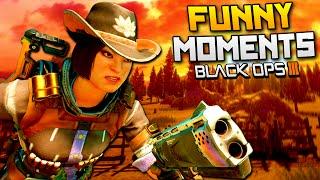 Black Ops 3 Funny Moments - Cowboy Training, Kung Fu Panda, Voice Changer! (BO3)