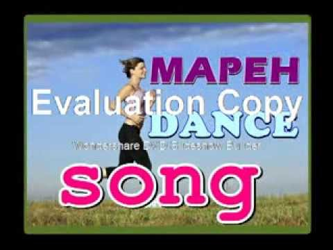 Mapeh Dance Exercise Song video