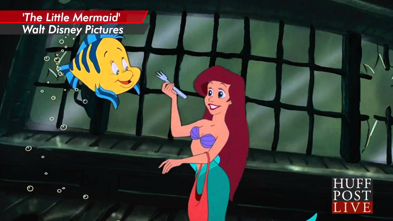 the connection between the little mermaid Internet rumor runs strong connection between 3 disney movies  frozen connected theory with tangled and the little mermaid, frozen,.