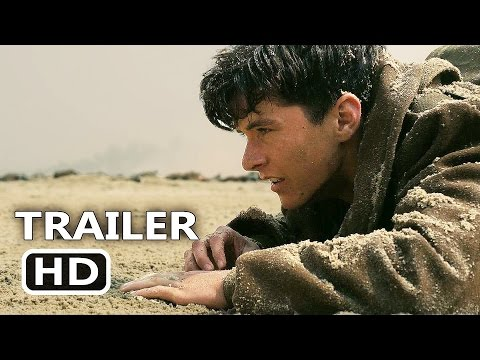 DUNKIRK Official Trailer (2017) Christopher Nolan, Harry Styles War Movie HD
