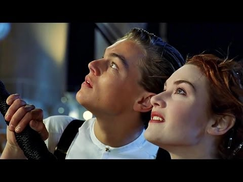 Titanic - Deleted Scene - Shooting Star [hd] video