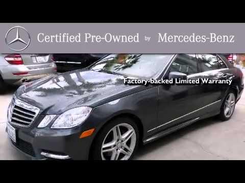 2012 Mercedes-Benz E350 Sport 4dr Sdn RWD Santa Monica CA 90