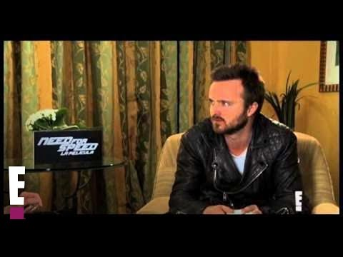 Coffee Break: Aaron Paul