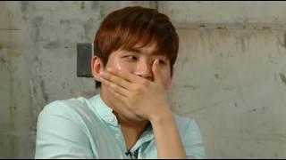 160608 INFINITE 6TH ANNIVERSARY V LIVE - CUT (3) - Sungjong's acting