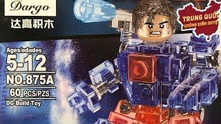 Tốp 10 LEGO Nhái Từ Trung Quốc | Trung Quốc Không Kiểm Duyệt