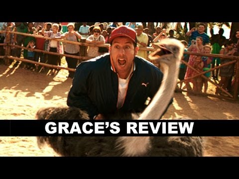 Blended Movie Review - Adam Sandler, Drew Barrymore : Beyond The Trailer
