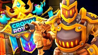 THREE #1 Crown Royale Victories! - Realm Royale - Gameplay Part 9 (PC)