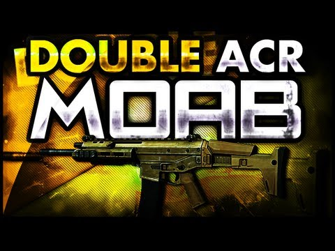 MW3 | Double ACR MOAB - Domination on Dome