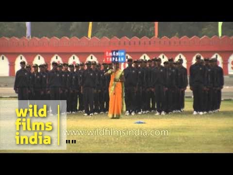 Ncc National Games Comes To An End With Ncc Song 'ham Sub Bharathiya Hain' video