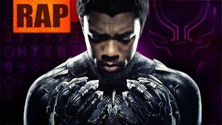 Rap do Pantera Negra // A Morte De Wakanda // TK RAPS