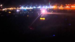 British Airways 777 - Night Takeoff