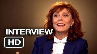 The Big Wedding - The Big Wedding Interview - Susan Sarandon (2013) - Amanda Seyfried Movie HD