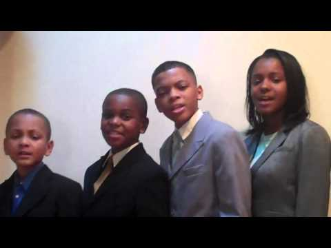 11 year old Ordain Min Ezekiel/God's Blessings No Chains Holding Me Down/ 303