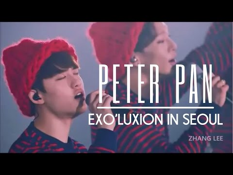 #13 Exo - Peter Pan (The Exo'luxion In Seoul) (DVD)