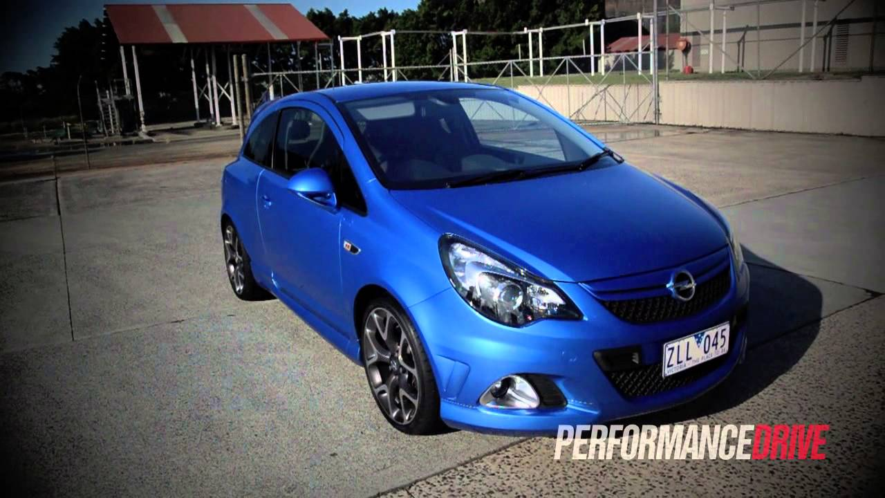 2013 opel corsa opc engine sound and 0 100km h youtube. Black Bedroom Furniture Sets. Home Design Ideas