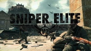 Sniper Elite V2 Gameplay HD