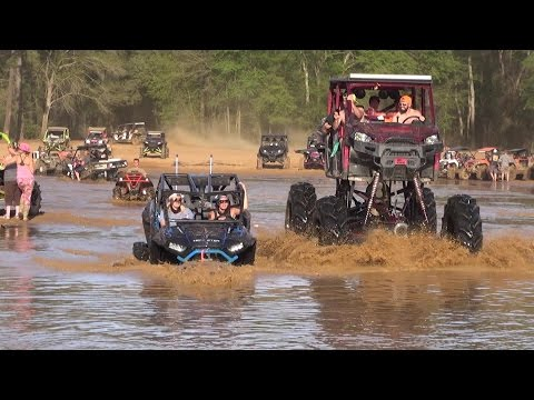 Long Haul To Mud Nationals 2017!!!