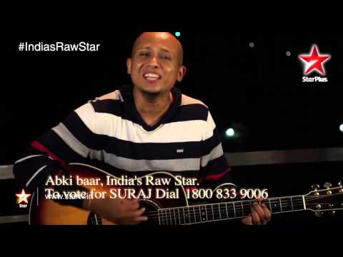India's Raw Star: Vote now for Raw Star Suraj!